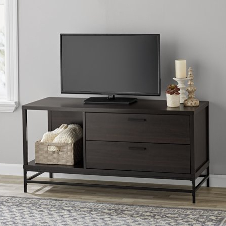Metal Tv Stand (View 10 of 20)