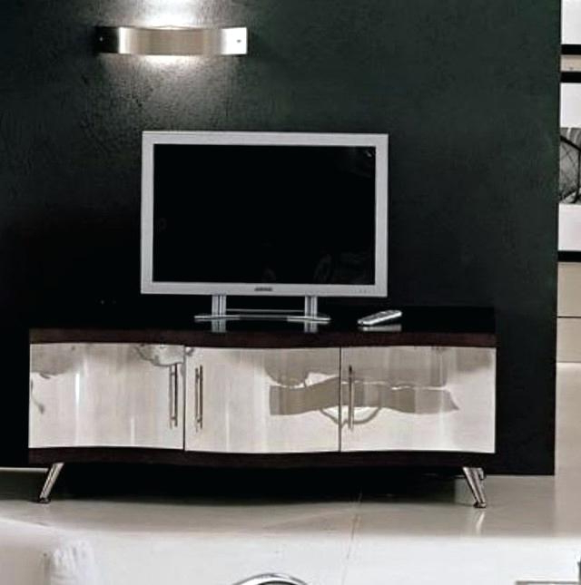 Mirror Tv Cabinets – Fitrun Intended For Most Recent Mirrored Tv Cabinets (View 9 of 20)
