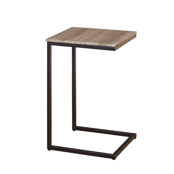 Mix Leather Imprint Metal Frame Console Tables Pertaining To Latest C Tables You'll Love (View 11 of 20)