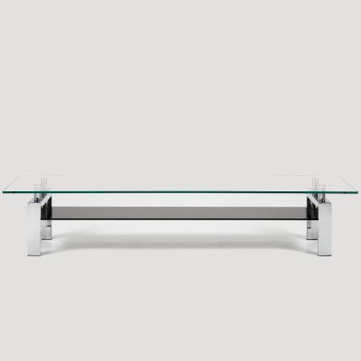 Modern Glass Tv Stands Intended For Most Current The Actona Calem Tv Stand Is A Modern Glass Tv Stand A Basic (View 15 of 20)