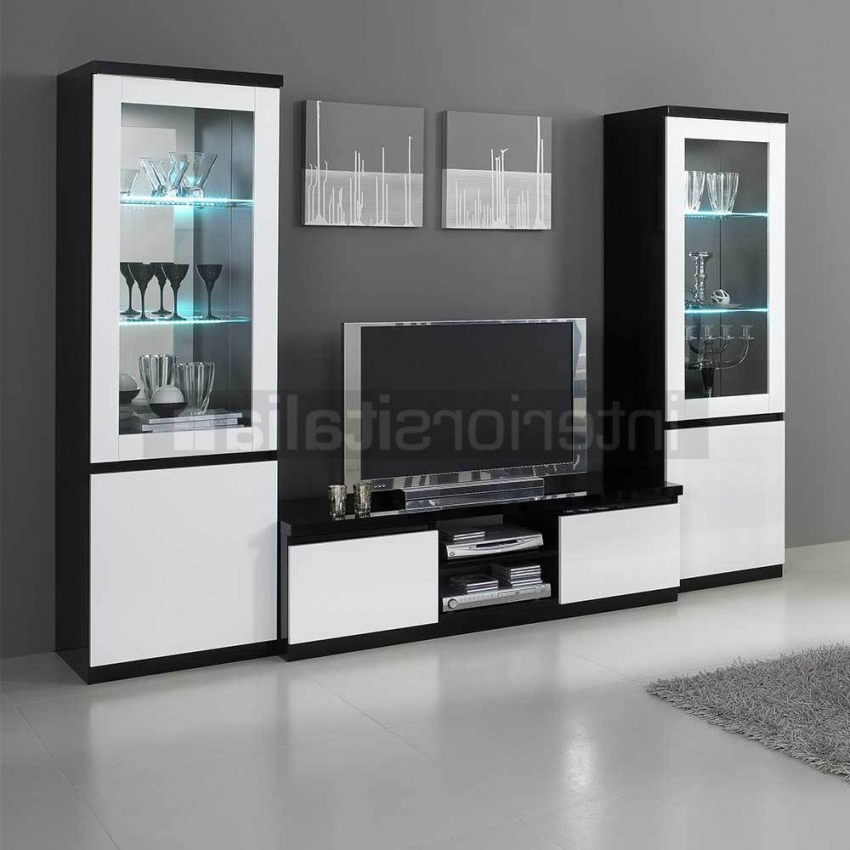 Modern Italian Tv Units (View 12 of 20)