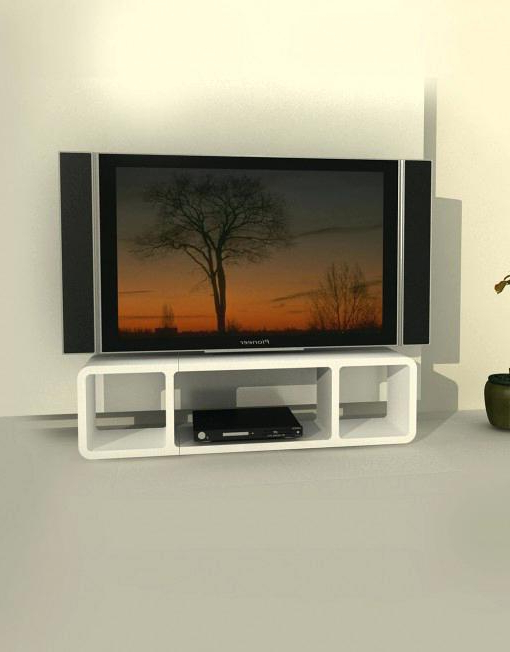 Modern Low Profile Tv Stands Intended For Most Recently Released Tv Stands Low Profile 1 Slim Stand For Small Furniture Tv Stand Low (View 11 of 20)