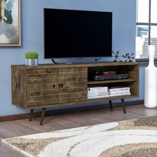 Modern Low Profile Tv Stands With Current Definedits Low Profile And Streamlined Silhouette, This Tv Stand (View 12 of 20)