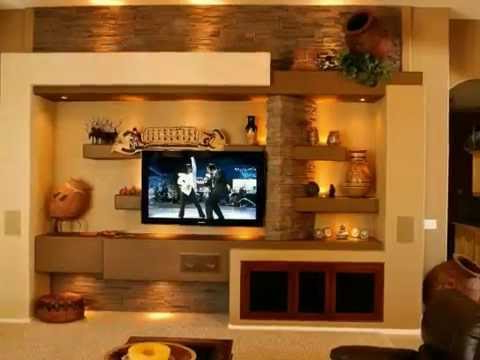 Modern Tv Cabinet Wall Units Furniture (Gallery 17 of 20)