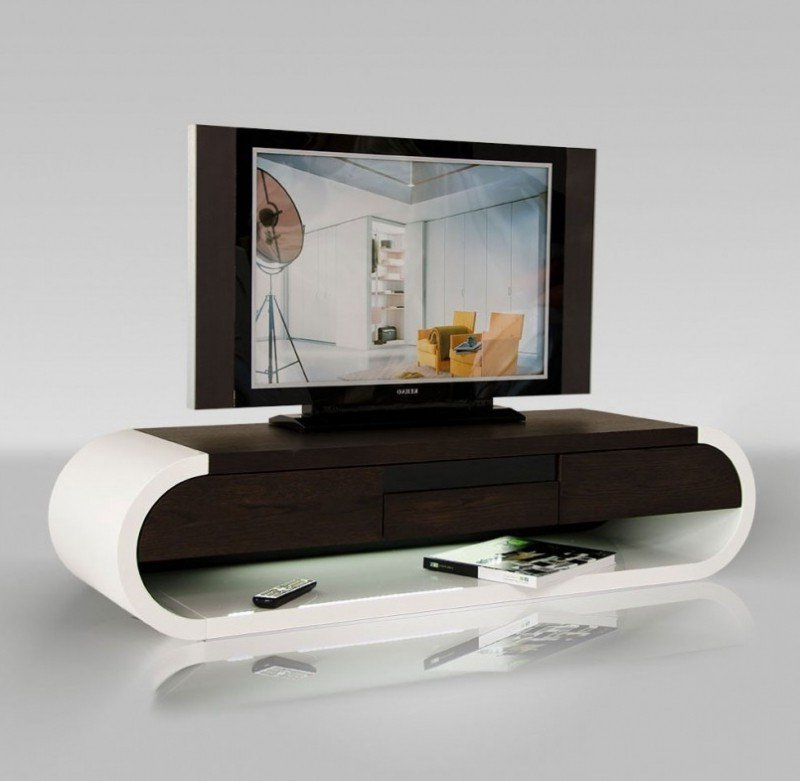 Modern Tv Cabinets For Flat Screens Within Latest Modern Tv Stands For Flat Screens – Ideas On Foter (View 7 of 20)