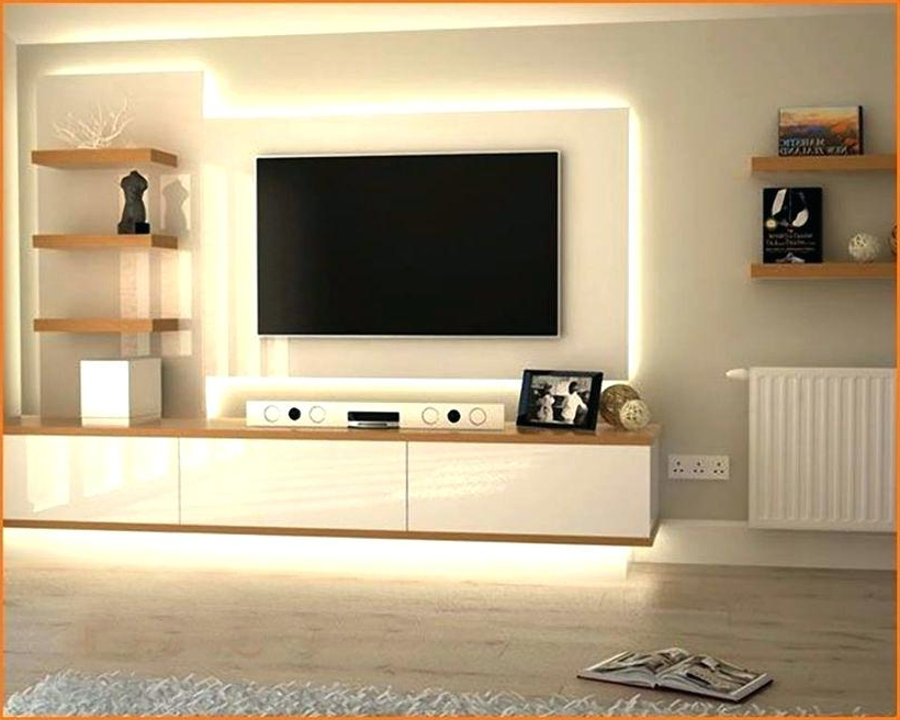 Modern Tv Cabinets Throughout Well Known Tv Cabinet Wall Unit Bookcase Stand Modern Designs Floating Shelf (View 9 of 20)