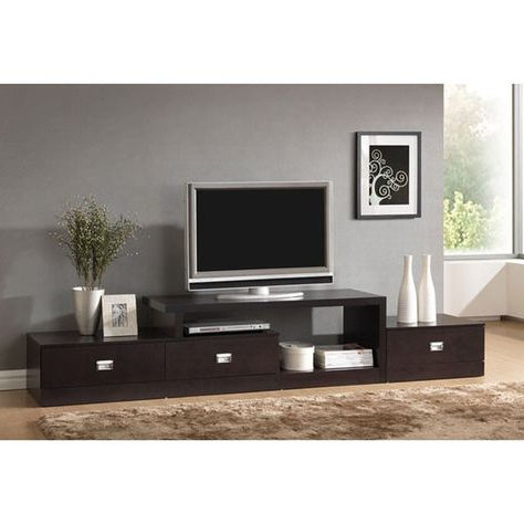 Modern Tv Stand Entertainment Center Wall Unit For Tv Living Room In Popular Modern Style Tv Stands (View 12 of 20)