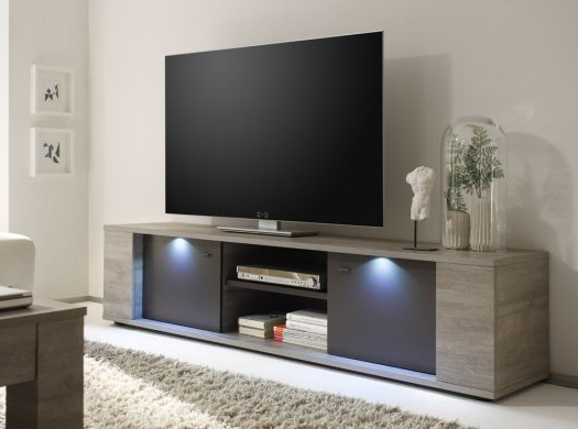 Modern Tv Stand Sidney 75Lc Mobili … (View 11 of 20)