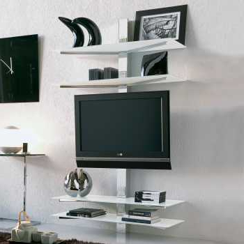 Modern Tv Stands And Cabinets Online – Arredaclick Inside Widely Used Forma 65 Inch Tv Stands (View 3 of 20)
