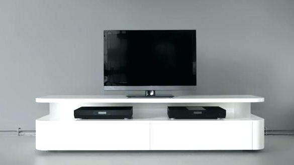 Modern Tv Stands For Flat Screens Within Current White Modern Tv Stand For Sale Stand Modern Contemporary Stands (View 20 of 20)