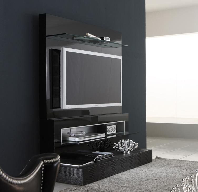 Modern Tv Stands With Mount Pertaining To Latest Choosing Between Small And Big Tv Stands (View 11 of 20)