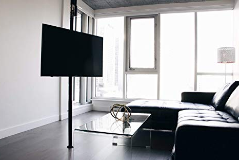 Modern Tv Stands With Mount Regarding Preferred Amazon: Mofo Pole (View 19 of 20)