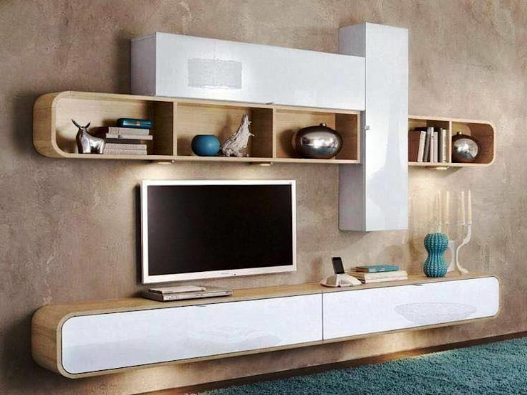 Modern Tv Units For Famous 9 Modern Tv Units In Your Living Room (View 13 of 20)