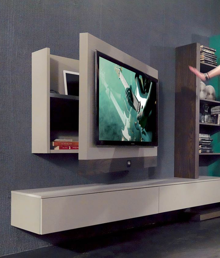 Modern Tv Wall Unit (View 10 of 20)