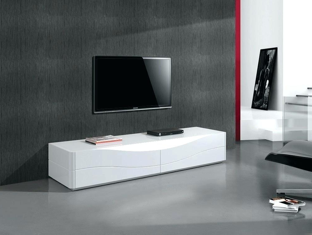 Modern White Tv Stand Modern Stands Shanghai White Modern Stands Mid Pertaining To Most Recently Released Modern White Lacquer Tv Stands (View 6 of 20)