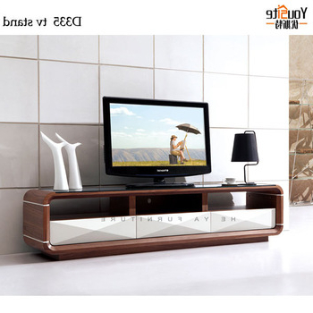 Modern Wooden Tv Stands With Regard To Well Known Foshan Furniture Factory Wooden Furniture Tv Stand Modern – Buy Tv (View 12 of 20)