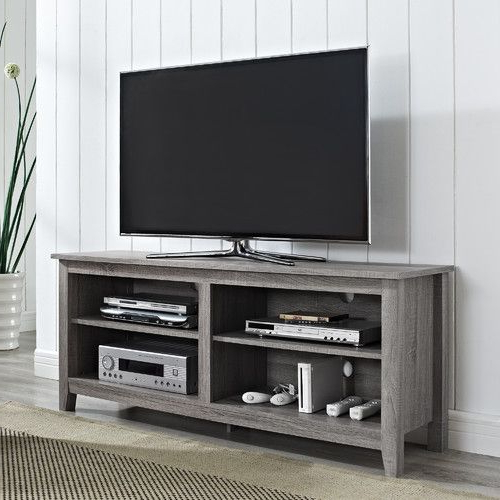 Mom's Throughout Newest Home Loft Concept Tv Stands (View 10 of 20)