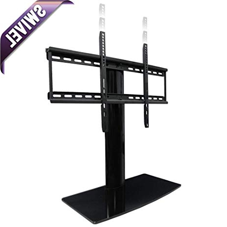Most Current Amazon: Universal Tv Stand For Tv With Swivel And Height For Universal 24 Inch Tv Stands (View 16 of 20)