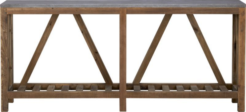 Most Current Bluestone Console Table In Accent Tables (View 20 of 20)