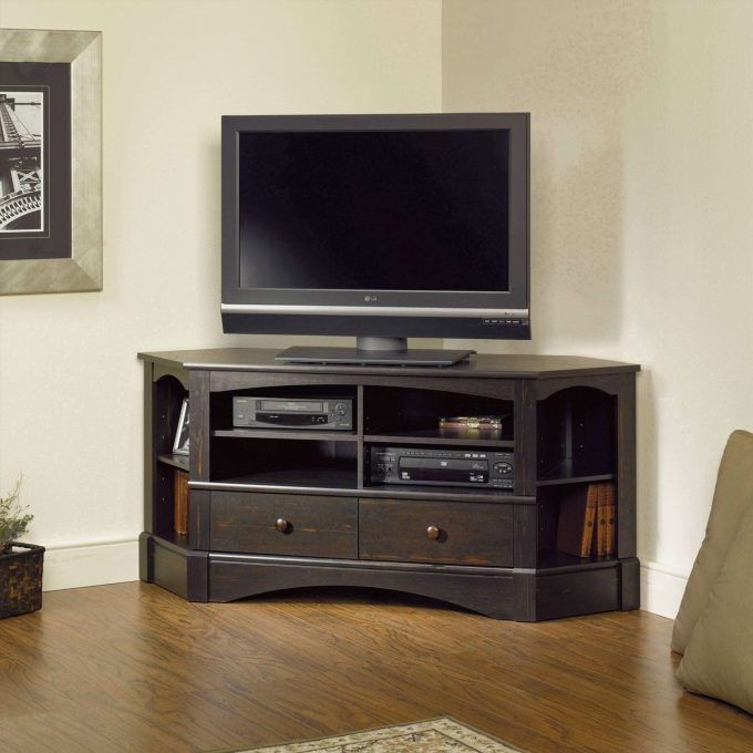 Most Current Living Room: Marvellous 46 Corner Tv Stand Your Home Inspiration Pertaining To Corner Tv Stands For 46 Inch Flat Screen (Gallery 10 of 20)