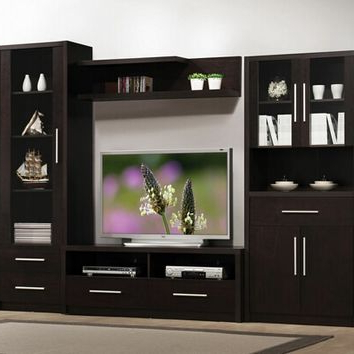 Most Current Modern Tv Entertainment Centers For Shop Wood Entertainment Center On Wanelo (View 14 of 20)