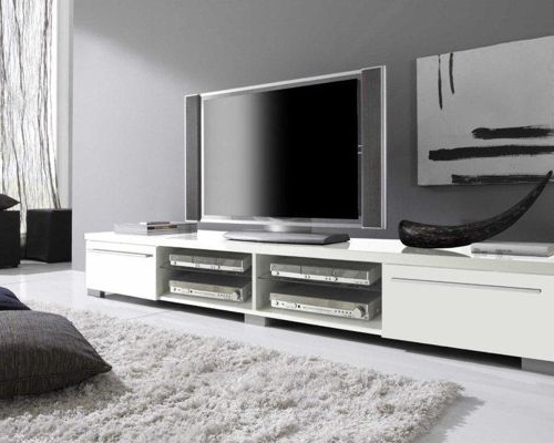 Most Current Modern Tv Stand For White Contemporary Tv Stands (View 13 of 20)