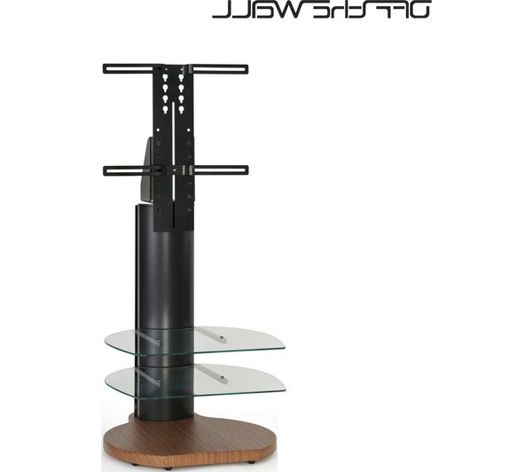 Most Current Off Wall Tv Stands With Regard To Buy Off The Wall Origin Ii S4 500 Mm Tv Stand With Bracket – Dark (Gallery 14 of 20)