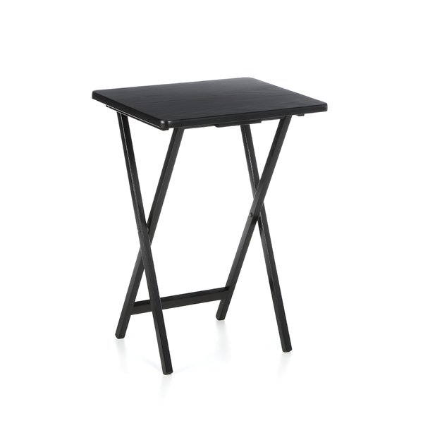 Most Current Red Barrel Studio Anthem Folding Tv Tray Table With Stand & Reviews With Regard To Folding Tv Trays With Stand (View 11 of 20)