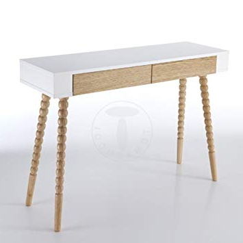 Most Current Tomasucci Kyra Gut Console Table/desk: Amazon.co.uk: Kitchen & Home For Kyra Console Tables (Gallery 11 of 20)