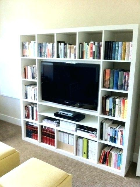 Most Current Tv Stand With Shelving Stand With Storage Bookcase With Shelf Inside Bookshelf And Tv Stands (View 10 of 20)