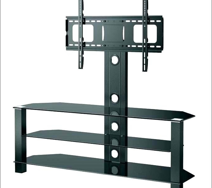 Most Current Tv Stand With Swivel Mount – Tfastl With Regard To Tv Stands Swivel Mount (View 9 of 20)