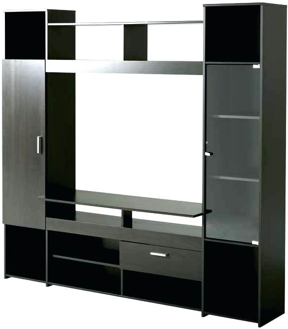 Most Current Tv Units With Storage Intended For Decoration: Wall Cabinet Stand Mounted Storage Tv Cabinets (View 7 of 20)