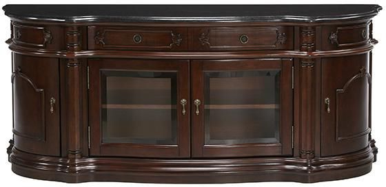 Most Current Versailles Widescreen Tv Cabinet With Glass Doors From Home Pertaining To Tv Cabinets With Glass Doors (View 9 of 20)