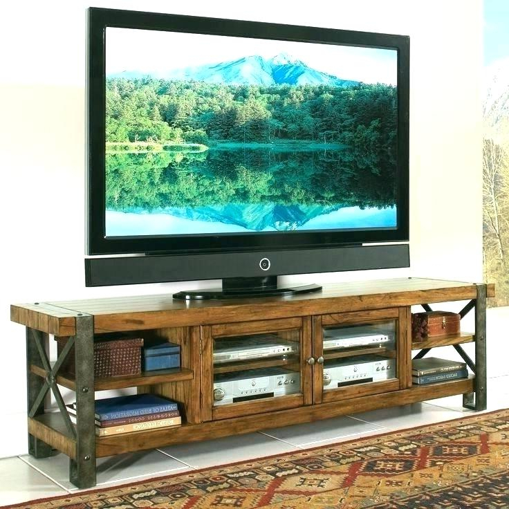 Most Popular Black Highboy Tv Stand Stand Riverside Sierra Console Black Wood Throughout Dixon Black 65 Inch Highboy Tv Stands (View 19 of 20)