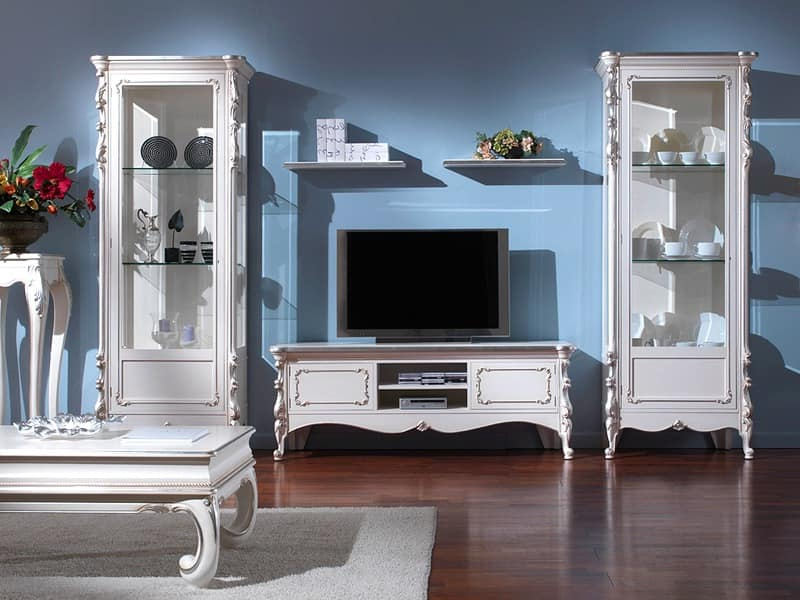 Most Popular Classic Tv Stand For Hotel Room (View 13 of 20)