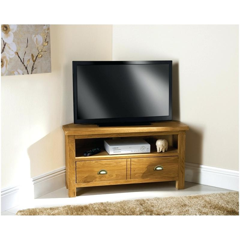 Most Popular Oak Tv Stands For 55 Inch Tv Wall Units Wooden Stands For Flat Inside Corner Oak Tv Stands For Flat Screen (View 13 of 20)