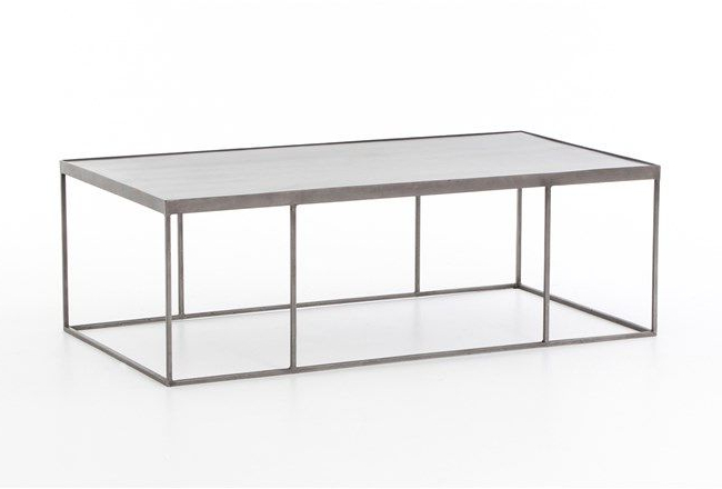 Most Popular Renald Cocktail Table Intended For Mikelson Media Console Tables (View 14 of 20)