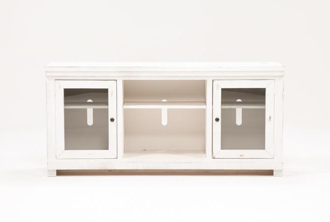 Most Popular Sinclair White 68 Inch Tv Stand (Gallery 4 of 20)