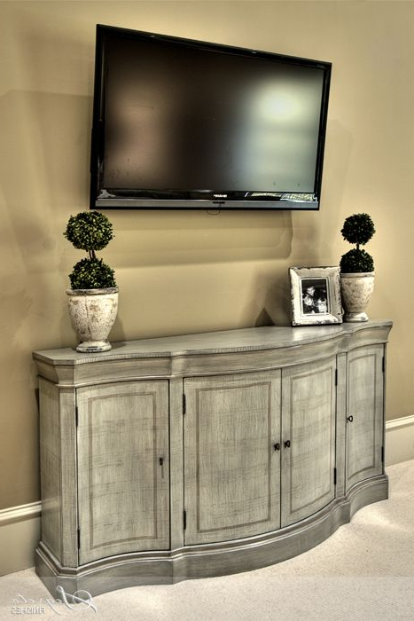 Most Popular Tv Stands Over Cable Box Within Tv Console @kristi Fulton Hayden Why Don't You Use Your Entry Way (View 16 of 20)