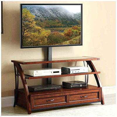 Most Popular Wooden Tv Stands For 50 Inch Tv Within 50 Inch Tv Stand With Mount Mounted Wood Stand At Big 50 Inch Swivel (View 6 of 20)
