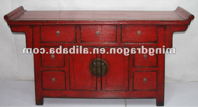 Most Recent Chinese Antique Red Tv Cabinet – Buy Chinese Red Wedding Cabinet Inside Red Tv Cabinets (View 7 of 20)
