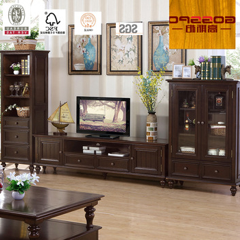 Most Recent Classic Wooden Tv Stand Living Room Teak Wood Tv Cabinet – Buy For Classic Tv Stands (View 14 of 20)