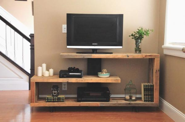Most Recent Cool Tv Stands In 50 Incredible Diy Tv Stand Ideas For Your Weekend Project (View 3 of 20)