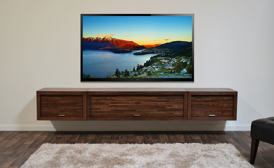 Most Recent Is Your Primary Flat Panel Tv Wall Mounted? – Avs Forum (View 5 of 20)