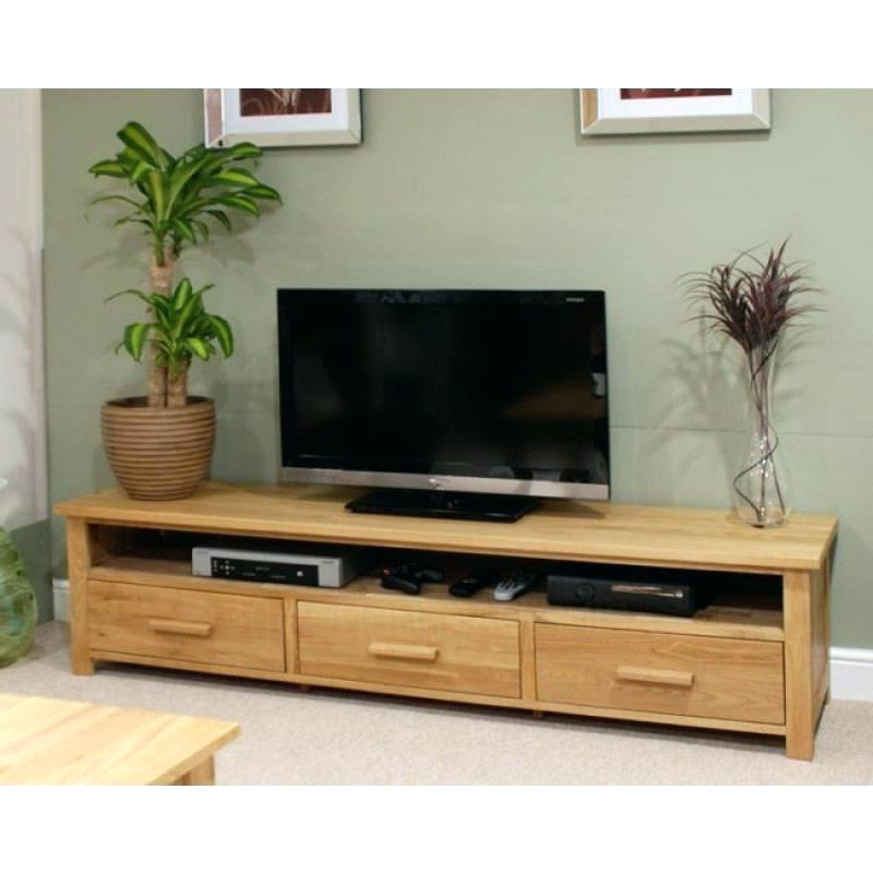 Most Recent Large Oak Tv Stands In Oak Television Cabinet Solid Oak Television Stand Magnificent Latest (View 15 of 20)