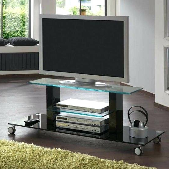 Most Recent Shiny Black Tv Stands For Cheap Black Tv Stands Walker Modern Mosaic Stand Lowest Price Online (View 14 of 20)