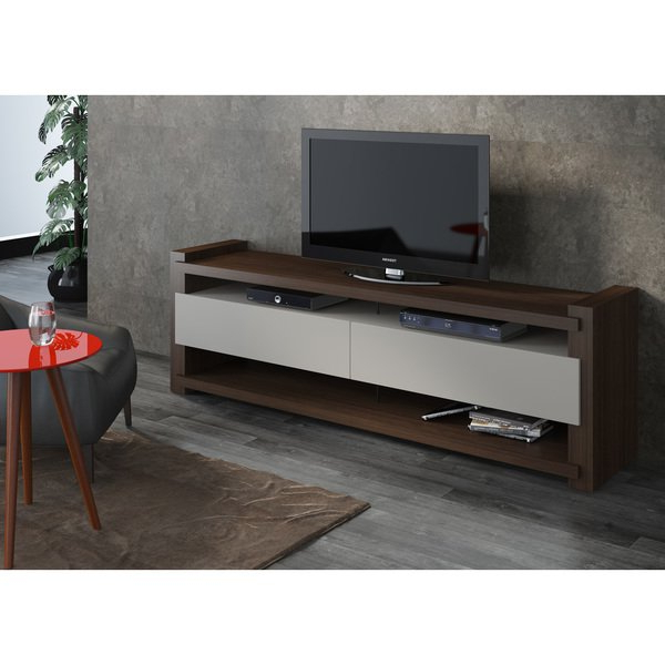 Most Recent Shop Ideaz International Noblesse Wenge Wood Tv Cabinet – On Sale Intended For Wenge Tv Cabinets (View 2 of 20)