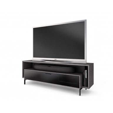 Most Recent Slim Tv Stands Throughout Cavo 8167 Tv Stand – Bdi Designer Tv Stands And Cabinets For Home (Gallery 7 of 20)
