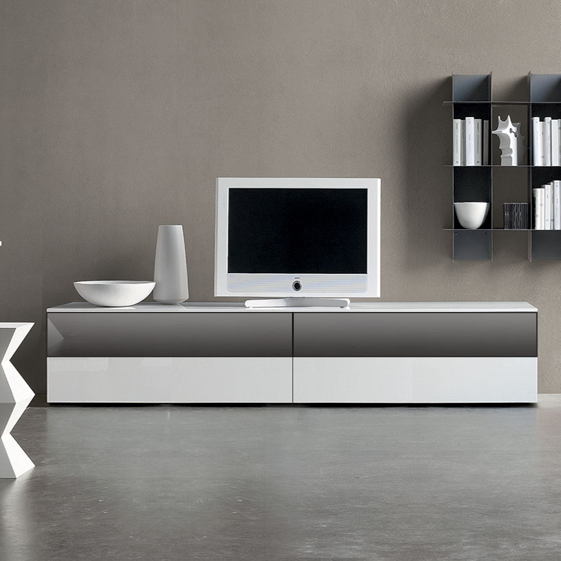 Most Recent Space White Tv Stand With Gloss White Tv Cabinets (Gallery 20 of 20)