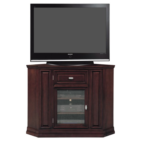 Most Recent Triangular Tv Stands Pertaining To Corner Tv Stands You'll Love (View 19 of 20)